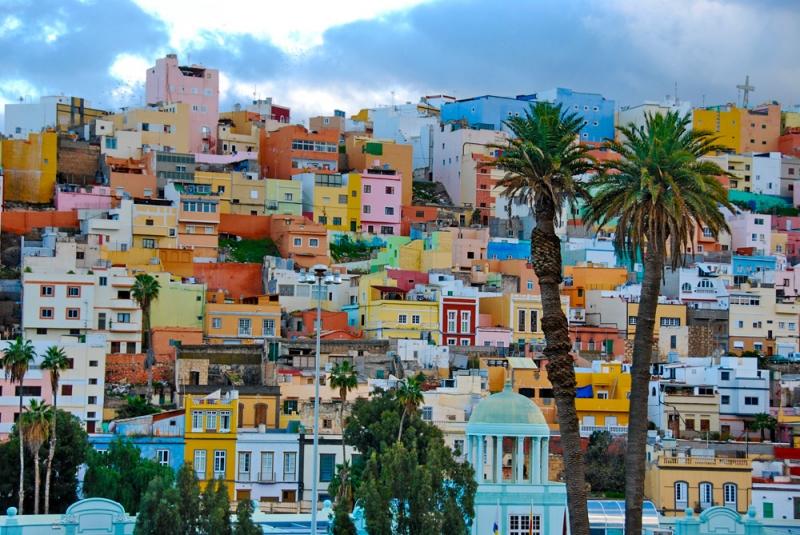 7 Las Palmas, Espagne