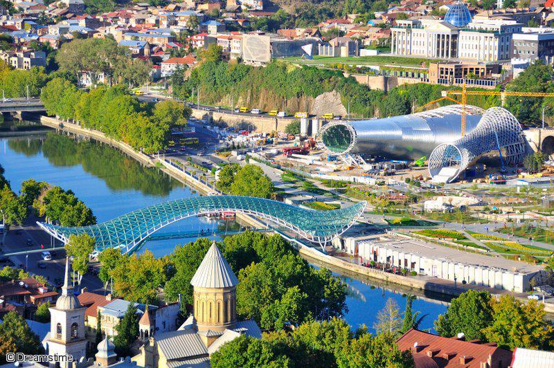 8 Tbilissi, Géorgie